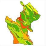 نقشه-زمین-شناسی-شهرستان-مسجد-سلیمان