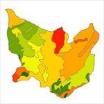 نقشه-ی-زمین-شناسی-شهرستان-نیر