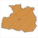 شیپ-فایل-محدوده-سیاسی-شهرستان-اهواز-(واقع-در-استان-خوزستان)