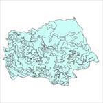 نقشه-کاربری-اراضی-شهرستان-مریوان