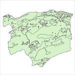 نقشه-کاربری-اراضی-شهرستان-جاجرم