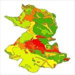 نقشه-ی-زمین-شناسی-شهرستان-بیجار