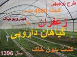 طرح-توجیهی-احداث-گلخانه-هیدروپونیک-(کشت-بدون-خاک)-زعفران-و-گیاهان-دارویی-سال-96