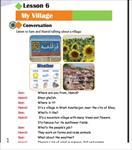 فیلم-آموزش-کامل-درس-ششم-زبان-انگلیسی-هشتم-(my-village-روستای-من)