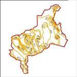 نقشه-ی-منحنی-های-هم-تبخیر-استان-یزد