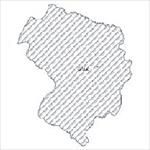 شیپ-فایل-محدوده-سیاسی-شهرستان-شیروان-(واقع-در-استان-خراسان-شمالی)