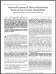 مقاله-ترجمه-شده-با-عنوان-جایابی-بهینه-از-واحدهای-اندازه-گیری-فازور-برای-سیستم-های-قدرت-رویت-پذیر