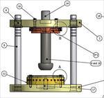 طراحی-و-مونتاژ-تک-تک-قطعات-قالب-کشش-عمیق-نیم-توپی-در-نرم-افزار-اینونتور