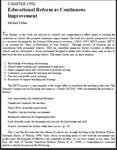 مقاله-ترجمه-شده-با-عنوان-اصلاحات-آموزشی-به-عنوان-بهبود-مستمر-به-همراه-اصل-مقاله
