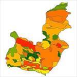 نقشه-ی-زمین-شناسی-شهرستان-اهر