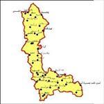 شیپ-فایل-شهرهای-استان-آذربایجان-غربی-به-صورت-نقطه-ای
