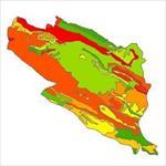 نقشه-زمین-شناسی-شهرستان-درگز