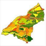 نقشه-ی-زمین-شناسی-شهرستان-کلیبر