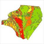 نقشه-ی-زمین-شناسی-شهرستان-زابل