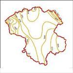 نقشه-ی-منحنی-های-هم-تبخیر-استان-زنجان