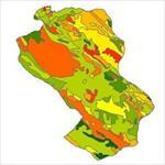 نقشه-ی-زمین-شناسی-شهرستان-شهرکرد