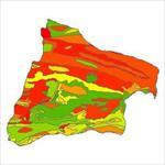 نقشه-زمین-شناسی-شهرستان-مانه-و-سملقان