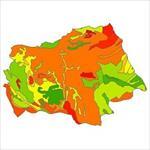 نقشه-زمین-شناسی-شهرستان-مریوان
