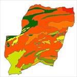 نقشه-ی-زمین-شناسی-شهرستان-کلاله