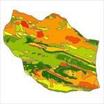 نقشه-ی-زمین-شناسی-شهرستان-زرین-دشت