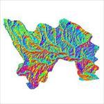 نقشه-ی-رستری-جهت-شیب-شهرستان-هشترود-(واقع-در-استان-آذربایجان-شرقی)