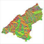 نقشه-ی-رستری-جهت-شیب-شهرستان-کلیبر-(واقع-در-استان-آذربایجان-شرقی)