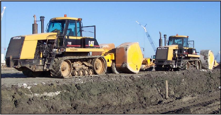 جزوه آموزشی بهسازی خاک به روش تراکم سطحی