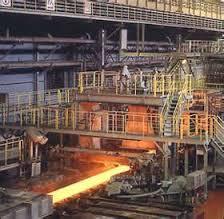 دانلود گزارش کارآموزی جايگاه آزمايشگاه فولاد سازي در فرآيند توليد