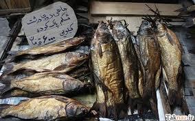 طرح توجیهی تولید دودی کردن و شورکردن ماهی