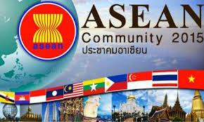 پاورپوینت با موضوع اتحادیه کشورهای جنوب شرق آسیا