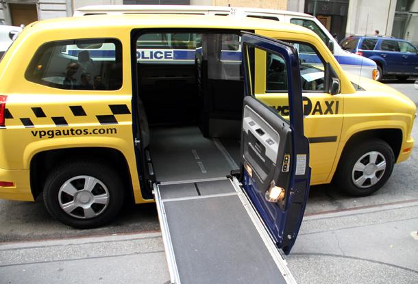 پاورپوینت بررسی راهکارها و کارایی سیستم حمل و نقل معلولین