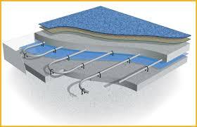 تحقیق سيستم هاي گرمایشی از کف ساختمان