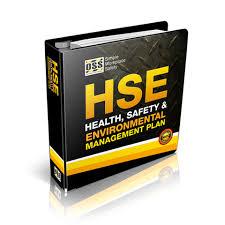 برنامه تفصیلی مديريت سلامت، ايمني و محيط زيست (HSE) یک پروژه عمرانی