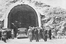 تحقیق تاریخچه تونل سازی و سازههای زیرزمینی