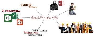 جزوه آموزشی برنامه ریزی و کنترل پروژه