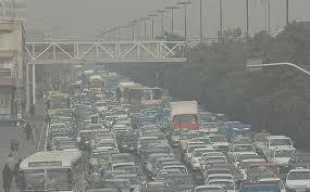 تحقيق آلودگی هوا و نقش آن در محيط زيست