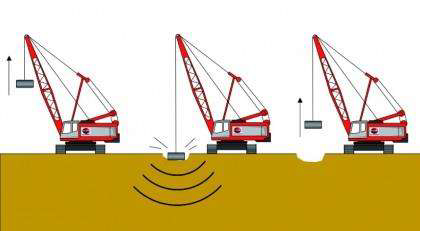 جزوه آموزشی بهسازی خاک به روش تراکم دینامیکی