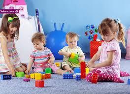 تحقیق بازی کودکان