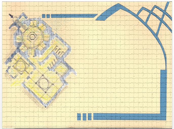 قالب پاورپوینت آماده برای رشته مهندسی معماری