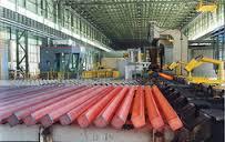 دانلود گزارش کارآموزی فولاد مازندران