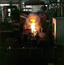دانلود گزارش کارآموزی ذوب فلزات مدرن