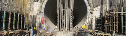 روش اجرای تونل انحراف آب سد