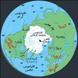 پاور پوینت قطب شمال