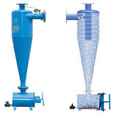 تحقیق اصول طراحی هیدروسیکلون های جداکننده جامد از مایع در آب و فاضلاب