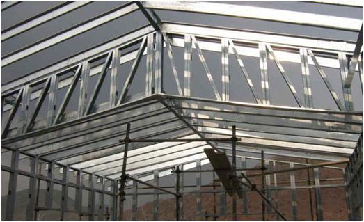 انواع سقف ها در ساختمان سازي