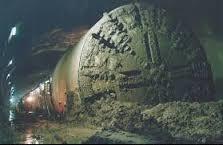 روش حفر تونل به وسيله دستگاه حفار TBM