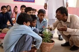 نظام آموزشي پاكستان
