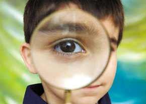 تحقیق بیماری های چشم