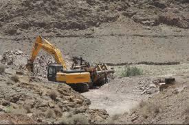 روش اجراي عمليات خاکی راه سازی