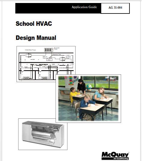 ترجمه مقاله راهنمای کاربرد AG 31-004، تهویه مطبوع مدارس، راهنمای طراحی، به همراه اصل مقاله